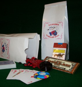 Poker Party Candy Bag